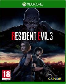 Xbox One Resident Evil 3 [Nieuw]