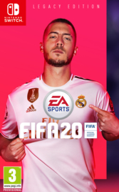 Switch Fifa 20 Legacy Edition [Nieuw]