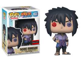 Naruto Shippuden Funko Pop Sasuke Uchiha (Rinnegan) AAA Anime Exclusive #1023 [Nieuw]