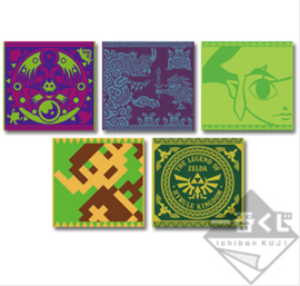 The Legend of Zelda Hyrule Lifestyle Gastendoekjes - Ichiban Kuji Prize