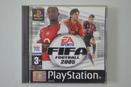 Ps1 Fifa 2005