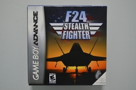GBA F24 Stealth Fighter [Compleet]