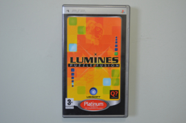 PSP Lumines (Platinum)
