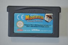 GBA Madagascar Operation Penguin