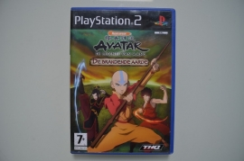 Ps2 Avatar De Legende van Aang De Brandende Aarde / Avatar The Burning Earth