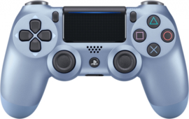 Playstation 4 Controller Wireless Dualshock V2 (Titanium Blue) - Sony [Nieuw]