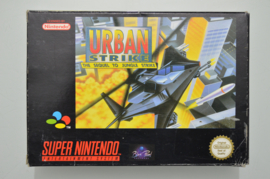 SNES Urban Strike [Compleet]