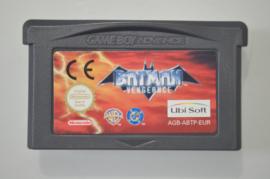 GBA Batman Vengeance