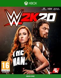 Xbox One WWE 2K20 [Nieuw]