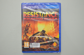 Vita Resistance Burning Skies [Nieuw]