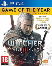 Ps4 The Witcher 3 Wild Hunt Game of the Year Edition [Nieuw]