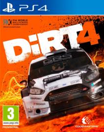Ps4 Dirt 4 [Nieuw]