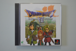 Ps1 Dragon Quest VII [Japanse Import]