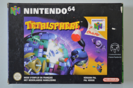 N64 Tetrisphere [Compleet]