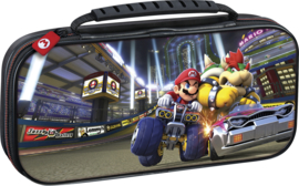 Nintendo Switch Deluxe Travel Case (Mario Kart 8 Mario & Bowser) - Bigben [Pre-Order]