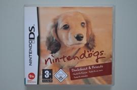DS Nintendogs Dachshund & Friends