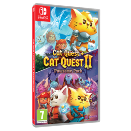 Switch Cat Quest 2 Pawsome Pack [Pre-Order]