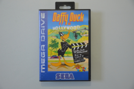 Mega Drive Daffy Duck in Hollywood [Compleet]