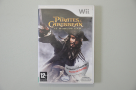 Wii Disney Pirates of the Caribbean At World's End