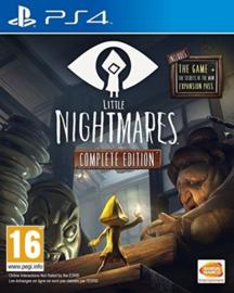 Ps4 Little Nightmares Complete Edition [Nieuw]