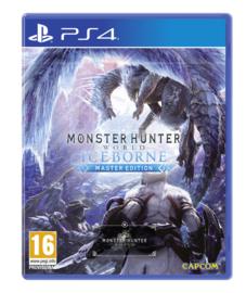 Ps4 Monster Hunter World Iceborne Master Edition [Pre-Order]