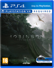 Ps4 Robinson The Journey (PSVR) [Nieuw]