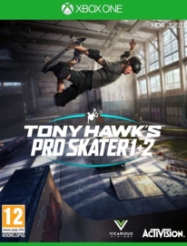 Xbox One Tony Hawk's Pro Skater 1+2 [Pre-Order]