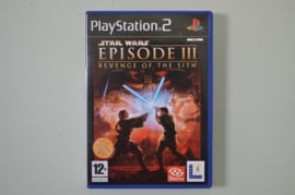 Ps2 Star Wars Episode III Revenge of the Sith