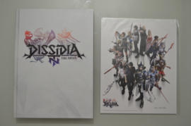 Dissidia Final Fantasy NT Collector's Edition Guide