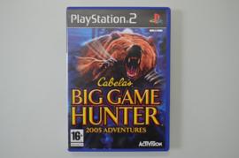 Ps2 Cabela's Big Game Hunter 2005 Adventures