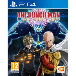 Ps4 One Punch Man A Hero nobody Knows [Pre-Order]