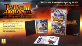 Switch The Legend of Heroes Trails of Cold Steel III Extracurricular Edition [Nieuw]