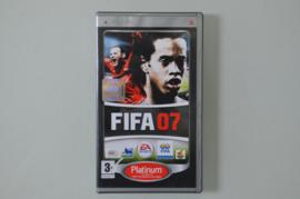 PSP Fifa 07 (Platinum)
