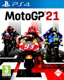 Ps4 MotoGP 21 [Nieuw]