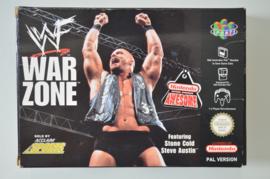 N64 WWF Warzone [Compleet]
