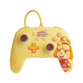 Nintendo Switch Wired Controller Animal Crossing - PowerA [Nieuw]