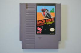NES Mach Rider - Blackbox