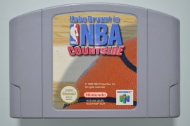 N64 Kobe Bryant NBA Courtside