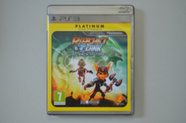 Ps3 Ratchet & Clank A Crack in Time (Platinum)