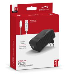 Nintendo Switch AC Adapter - Speedlink [Nieuw]