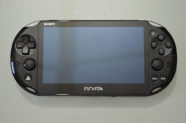 Playstation Vita Console - Slim (Crystal Black)