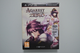 Ps3 Agarest Generation of War Zero Collector's Edition