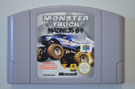 N64 Monster Truck Madness 64