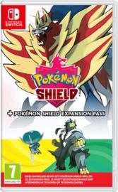 Switch Pokemon Shield + Expansion Pass [Nieuw]