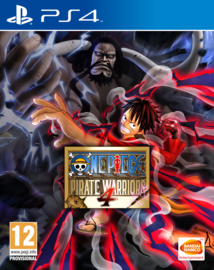 Ps4 One Piece Pirate Warriors 4 [Pre-Order]