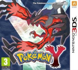 3DS Pokemon Y [Nieuw]