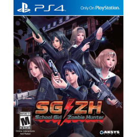 Ps4 School Girl Zombie Hunter [Nieuw]