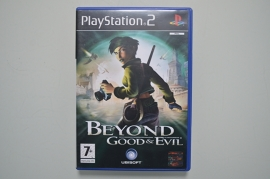 Ps2 Beyond Good & Evil