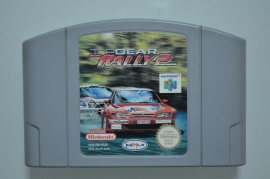 N64 Top Gear Rally 2