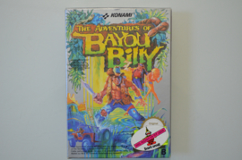 NES The Adventures of Bayou Billy [Compleet]